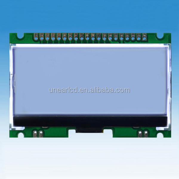 192*64 graphic cob type high resolution lcd module UNLCM10689