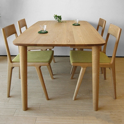 hot sale dining solid wood table wooden furniture