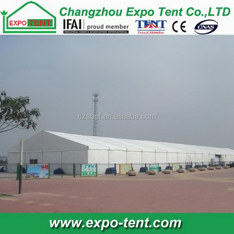 Fire Retardant Losberger Industry Tents Similar With Warehouse ...