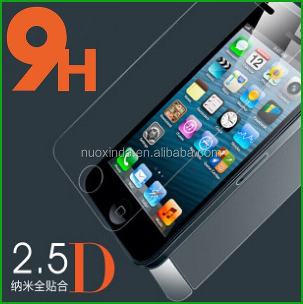 China manufacture privacy 0.33mm tempered glass screen protector ,tempered glass screen protector reviews
