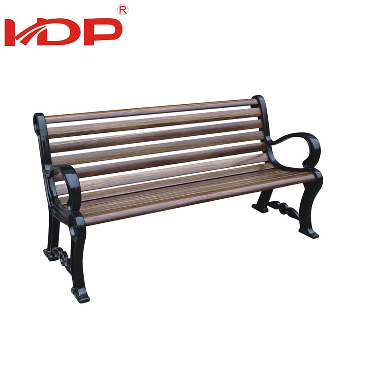 New Arrival wood chair garden outdoor Park Leisure Chair