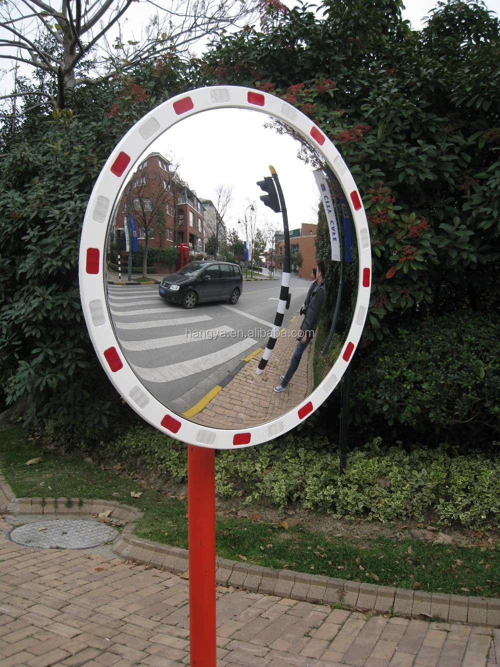 Large Concave Reflective Traffic Safety Convex Mirror