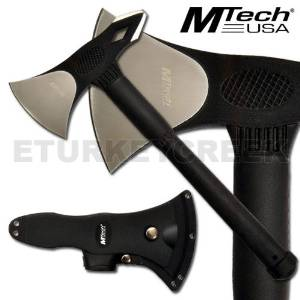 "MT-AXE3 M-Tech Tactical wUKbi9Hy Casting Axe nnKBBG2pu Fiber Glass Handle 14"" Overall ayeuiu56 hlbv23rt M-Tech Tactical L1zoeOWk Casting Axe. 440 Stainless Steel 2 Tone Blade. Fiber KB68ukwuPc Glass Handle. 14"" Overall With Heavy Duty Sheath"
