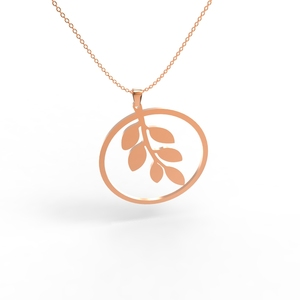 1ada632af Olive Branch Necklace, Olive Branch Necklace Suppliers and Manufacturers at  Alibaba.com