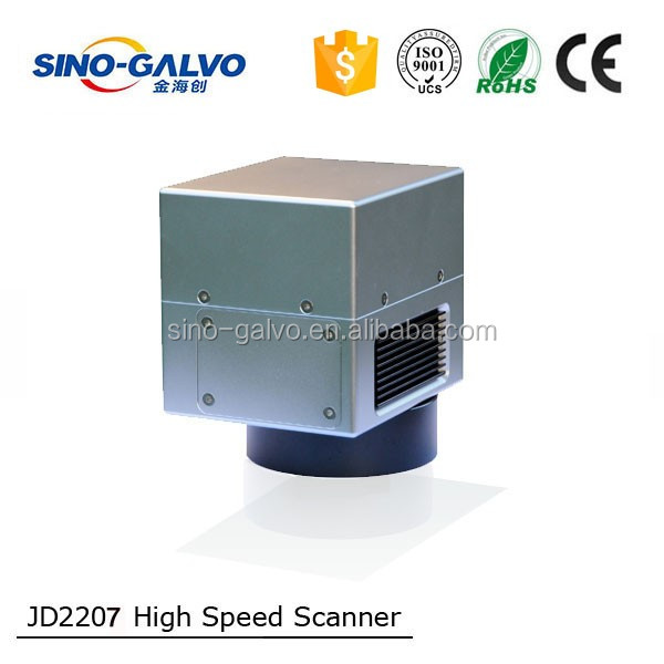 High Accuracy and Advanced German Drive Control Laser Galvanometer JD2207 with Famous Supplier