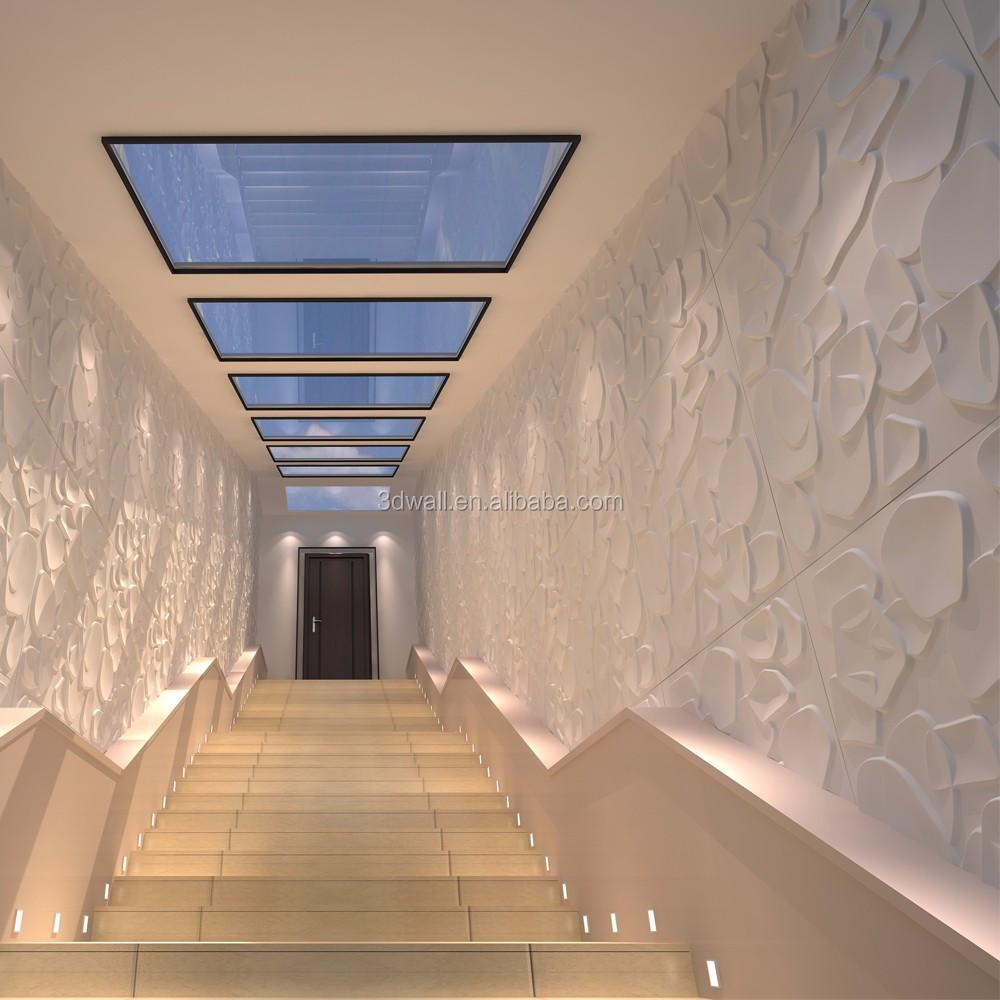 Matériaux de construction mur peintures murales de papier peint 3d ...