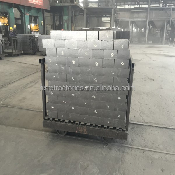 China sintered magnesite brick for glass regenerative chamber with good price