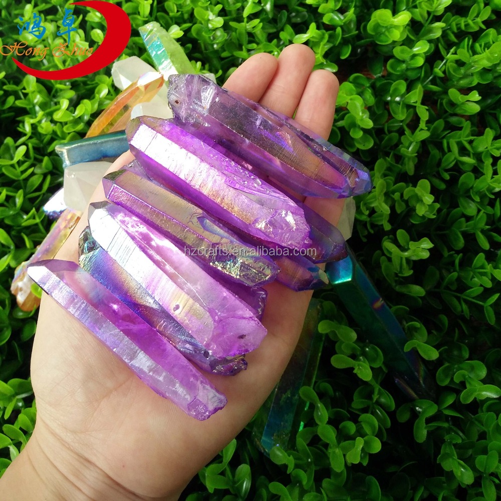 deep color natural rock amethyst crystal <strong>points</strong> for sale