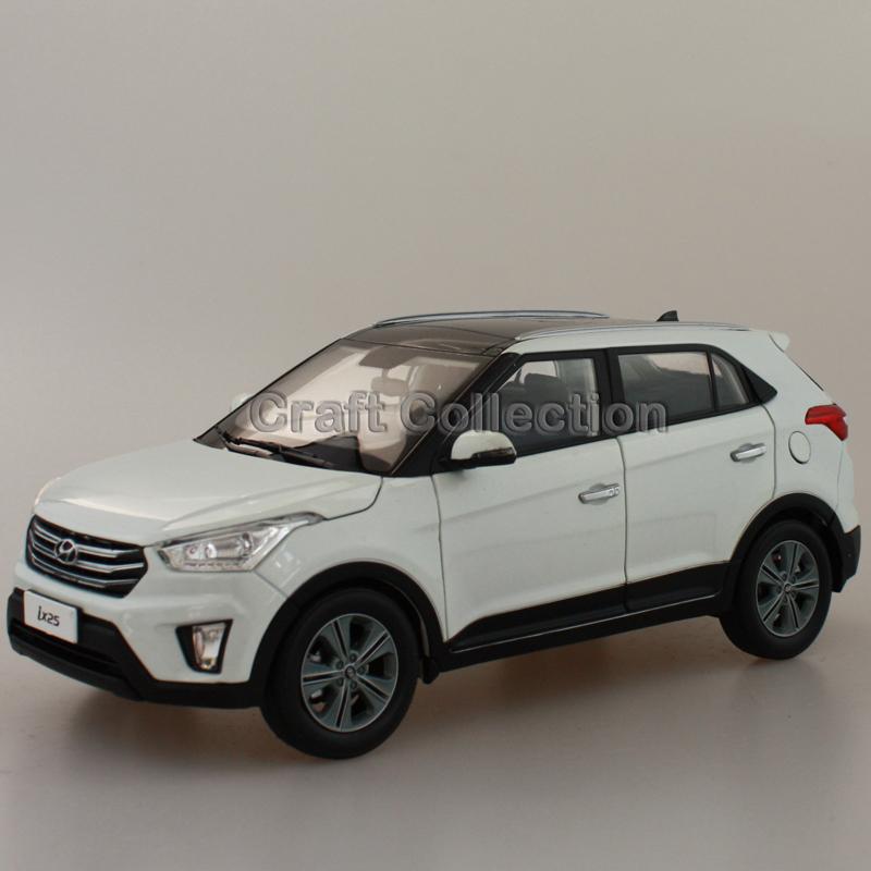 Popular 1 18 Diecast Model Cars Hyundai-Buy Cheap 1 18