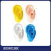colorful Silicone ear model from soundlink