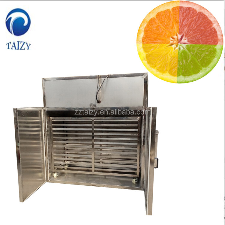 Factory price  hot air tray dryer for fruit fish dehydrating machine Fruit Food Dryer Dehydrator Machine