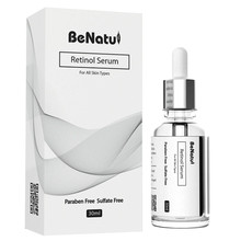Retinol Serum 2.5% Private Label for Face Anti Wrinkles Anti-aging 100% Organic Night Moisturizing Essence for  Skin Care Serum