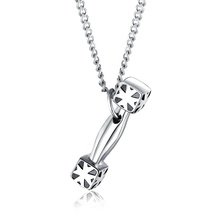 Gros Voyage Hommes Bijoux Zircon <span class=keywords><strong>Pendentif</strong></span> Longue 925 Argent Chaîne Collier