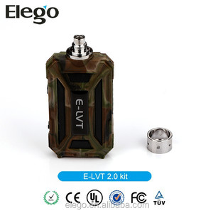 2014 e Cig ELVT MOD New eCig Dovpo E-LVT 2.0 18650 Battery