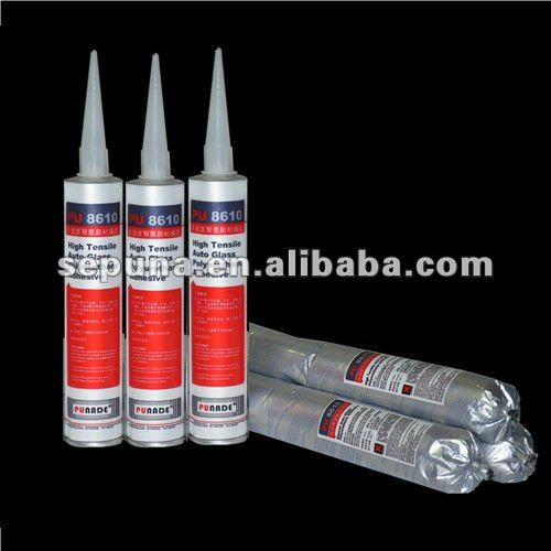 polyurethane windshield adhesive,auto glass bonding,autoglass sealing
