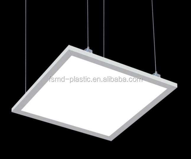 single color high ceiling pmmaacrylic led light panel diffuser plate