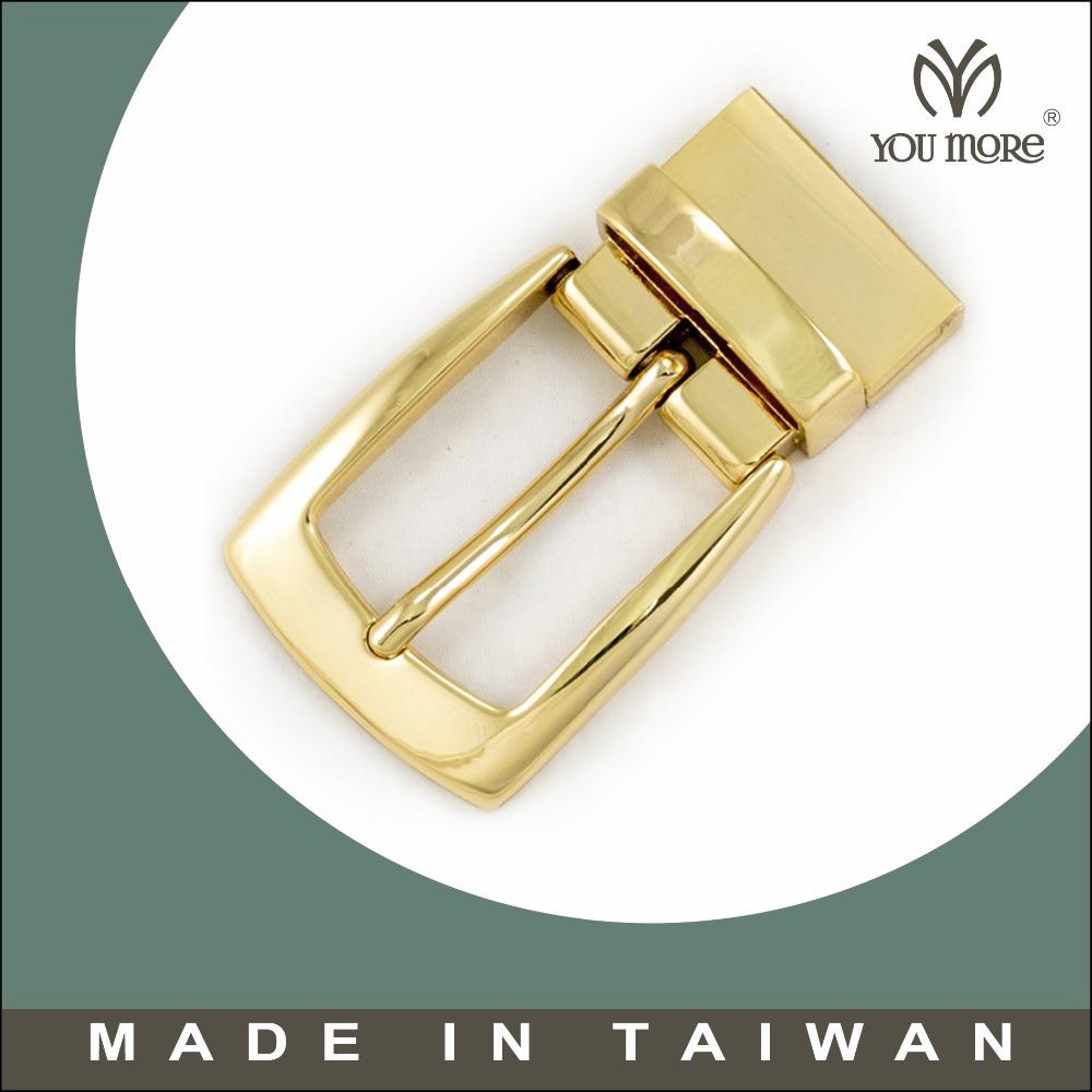 Metal Buckle Gold Conchos Design Men Belt Buckle Wholesaler