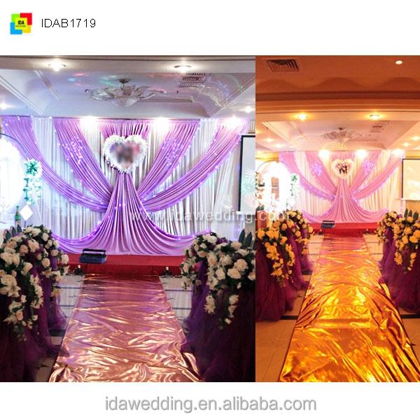 Hochzeit B Hnenhintergrund Dekoration Indische Hochzeit