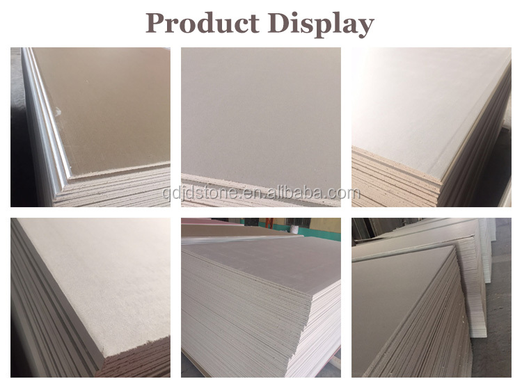 Plester Board/Papan Gypsum/Tahan Air Drywall Papan Gypsum