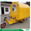 high quality electric fabrica de food truck with CE certificate