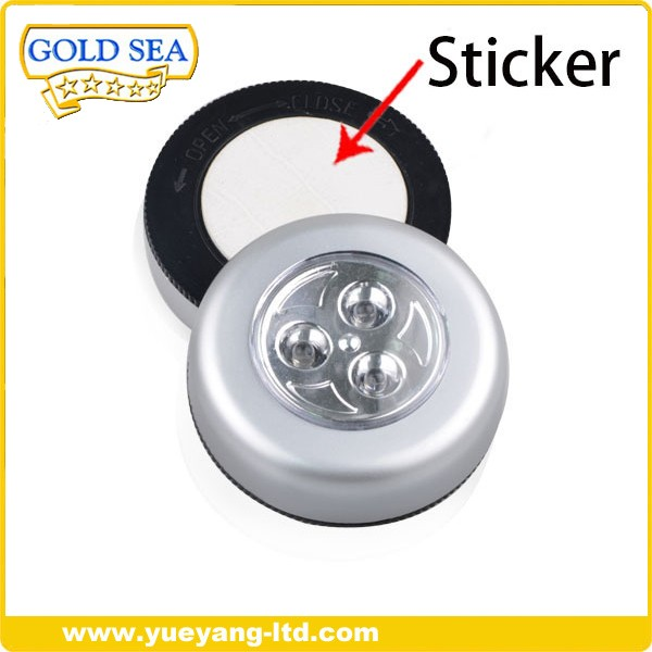 stick touch led lamp room light switch battery led touch light