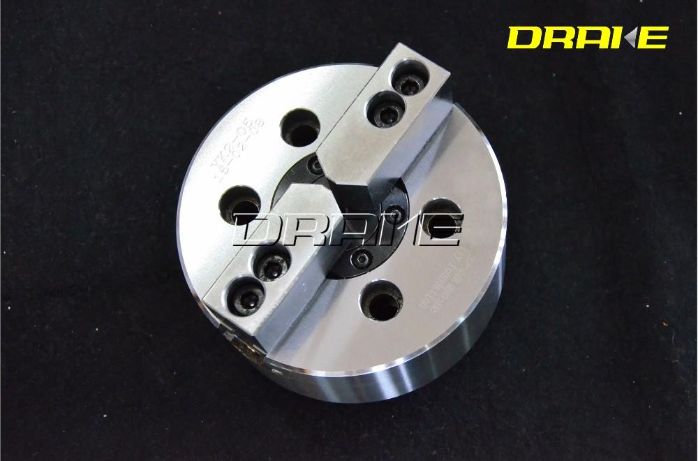 power wedge 2 jaw wedge hook type thru hole high clamping accuracy hydraulic