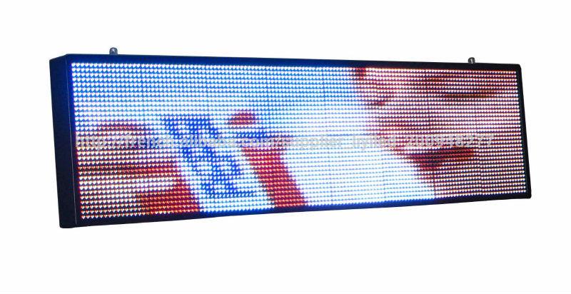 conduit panneau d 39 affichage de signe programmable affichage matrice conduit pour le taxi. Black Bedroom Furniture Sets. Home Design Ideas