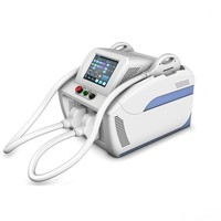 Portable Shr Ipl Rf Laser Hair/Pigmentation Removal