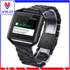 Stainless Steel Link Wristband Replacement Strap For Fitbit Blaze