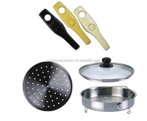 Factory Supply Abundant Stainless Steel Pressure Cooker Part