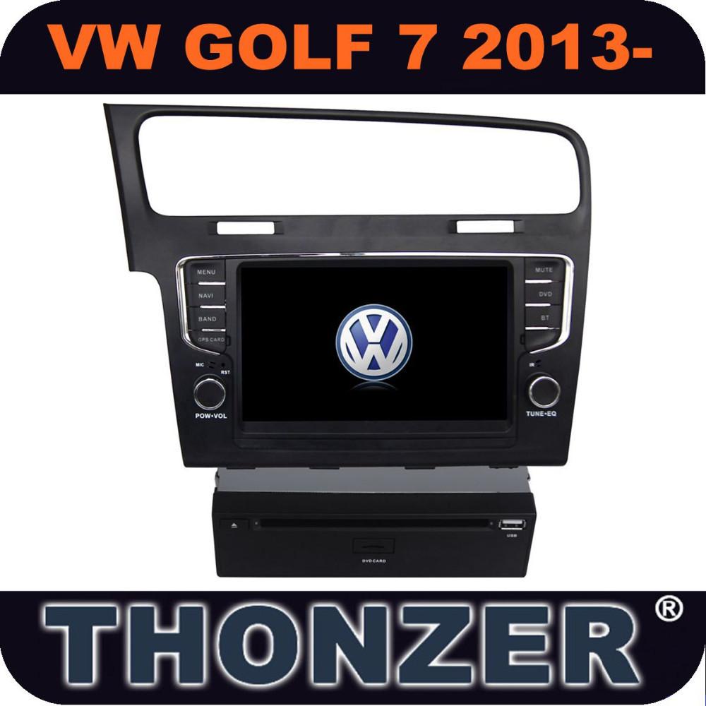 navegaci n del gps del coche para 2013 vw golf 7 vw golf. Black Bedroom Furniture Sets. Home Design Ideas