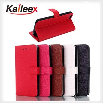 hot new products for 2015 flip down leather case for iphone 6 case leather