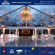 2013 Shanghai Shelter large indoor canopies tent with good quality and MOQ is one