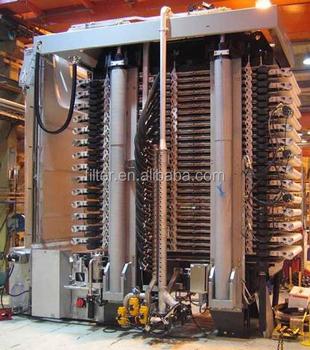 High Pressure Hydraulic Vertical Automatic Press Filter