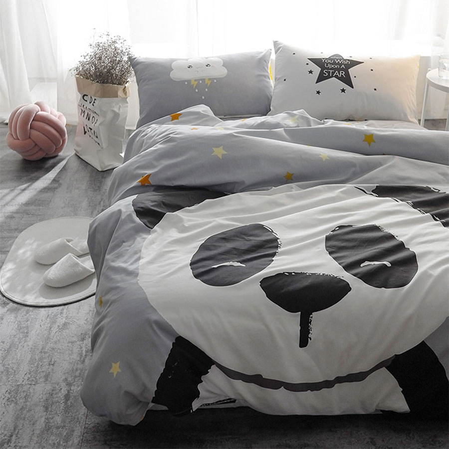 Popular Panda Bed Sheets Buy Cheap Panda Bed Sheets Lots