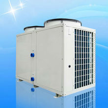 good quality dual source heat pump made in shanghai shenglin