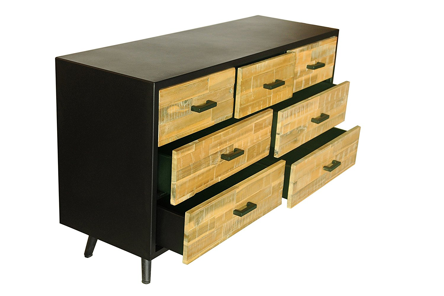 wood bowman of acacia cheap image dresser dressers