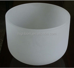 High quality 18 inch opaque arc quartz crucible for pulling ingot