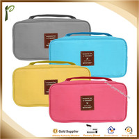 Popwide Popular wholesale candy color multi-function removeable cosmetic travel bag