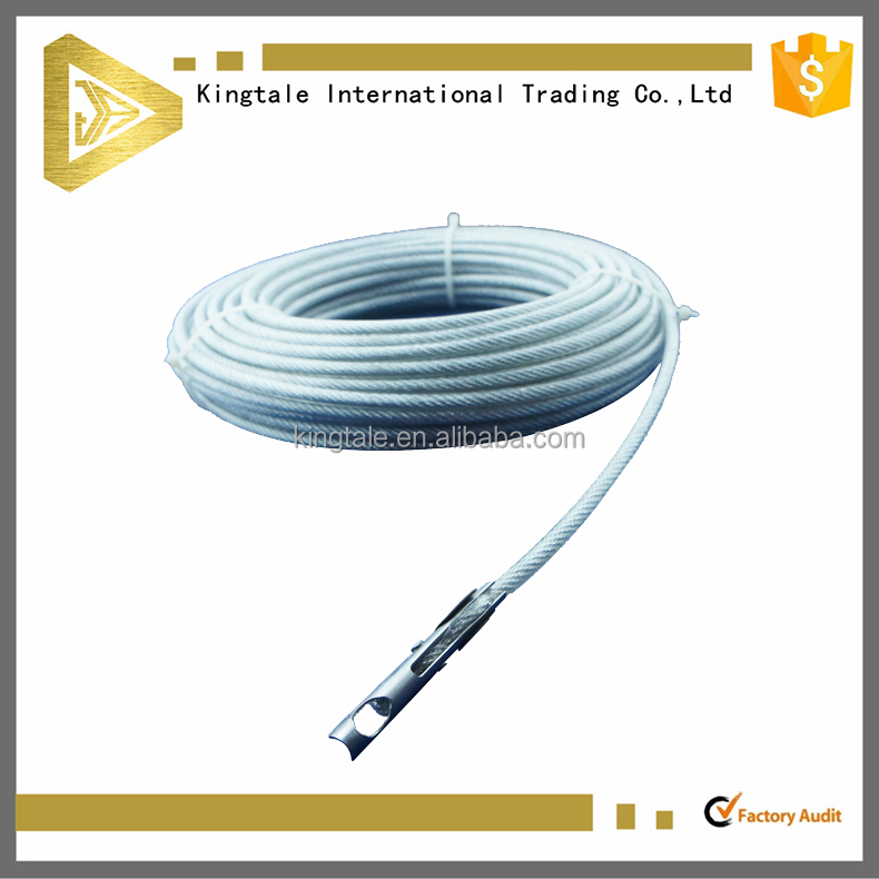 Open-top Container Use Steel Wire Rope Of Pvc Coating - Buy Steel ...