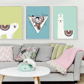 Souvenir Wild Life Decoration Printing Best Office Paintings