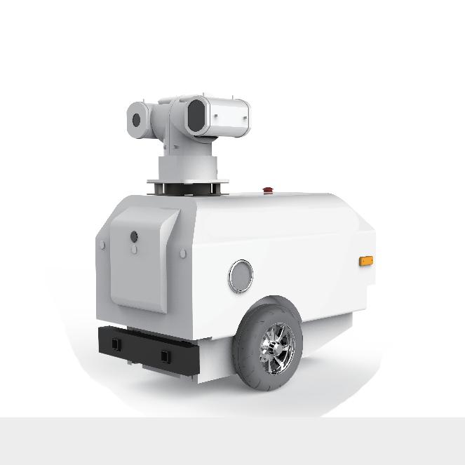 Intelligent Autonomy patrol Security Patrol Robot XZZ-4A Series