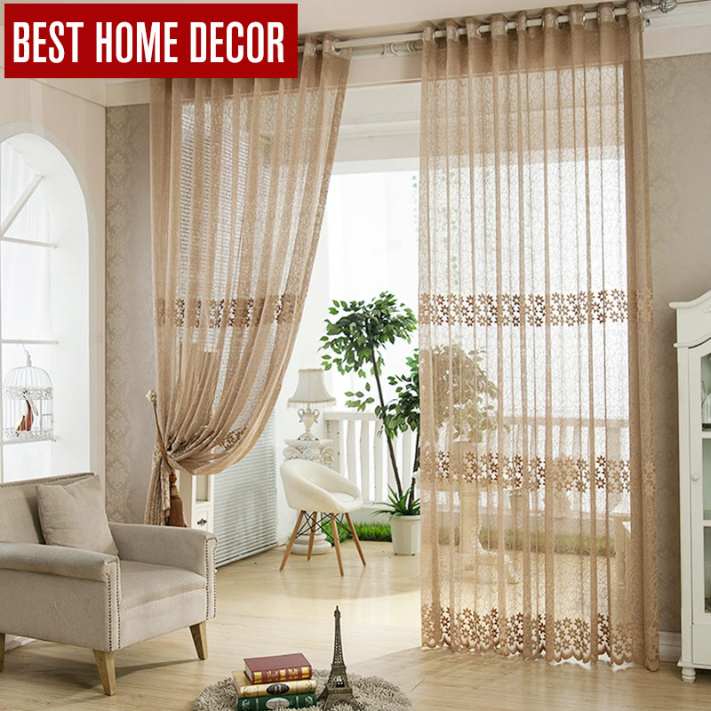 Best Place For Home Decor: Aliexpress.com : Buy Best Home Decor Tulle Sheer Window