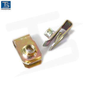 OEM/ODM Chinese fastener supplier U clip nut for auto parts