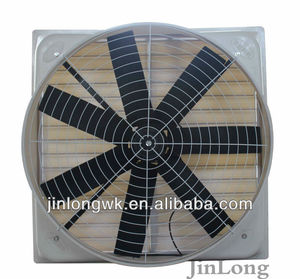 direct-drive fiberglass exhaust fan with nylon blades