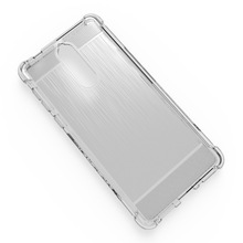 Wholesale Clear TPU drawbench Shockproof Mobile Phone Case For Nokia 9 Accessories