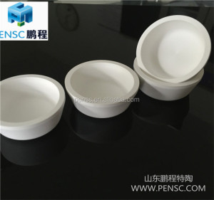sintering semiconductor materials boron nitride ceramic crucible