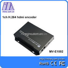Live Streaming Conference H.264 HDMI Video Encoder Hardware With Free Shipping For Iptv,Media Server,Wowza