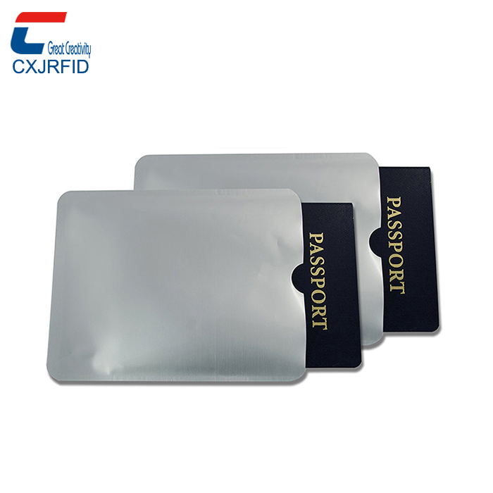 Well RFID Blocking Sleeve Credit Card Secure Sleeve Offering Secure Protection for Credit Card and ID Card