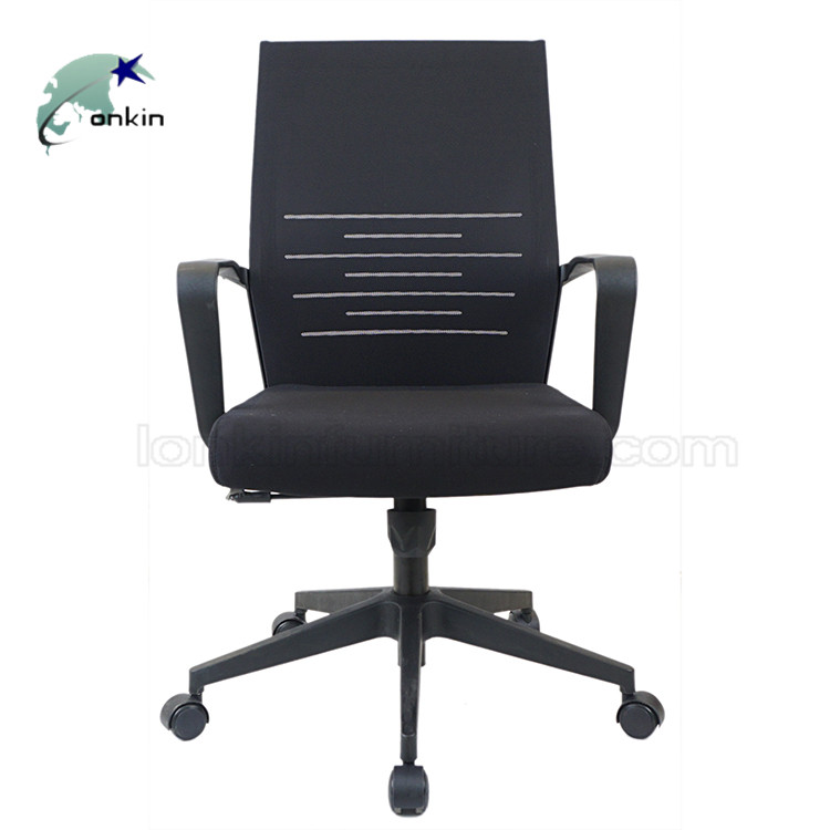 Conference Chair Commercial Furniture Office Furniture Mesh Swivel Chair Office Chair Whole Sale Movable 45*47*92cm Matching In Colour Furniture